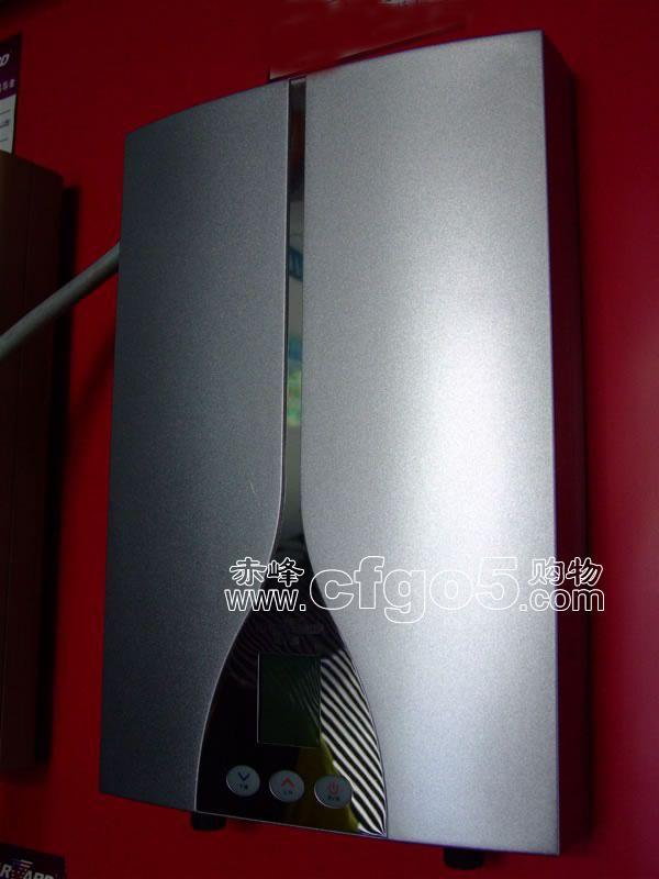 哈佛j80经典(绅士银)即热式电热水器